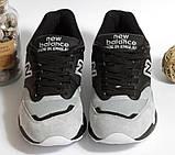 0388 Кроссовки Adidas серого цвета. 44 размер - 28 см по стельке, фото 3