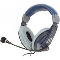 Наушники Defender Gryphon HN-750 Blue (63748)