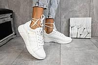 Модные белые женские кожаные кроссовки-кеды повседневные легкие Молодежные светлые белого цвета 2020 SuperStar