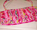Купальник Teres BH-857 для девочки раздельный розовый Размер 4-12, фото 2