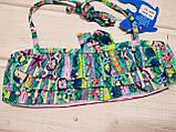 Купальник Teres BH-857 для девочки раздельный бирюзовый Размер 4-12, фото 3