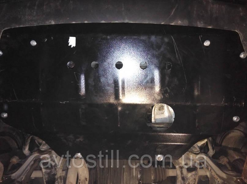 Защита картера двигателя Audi 80 для кузова B3 и B4 (1987-1995)