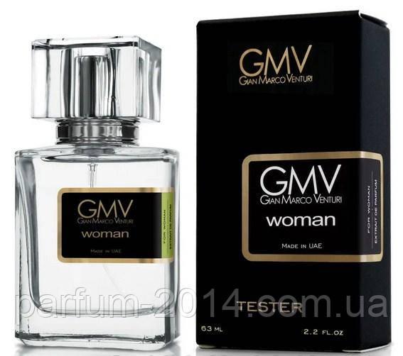 Tester женская туалетная вода Gian Marco Venturi Woman 63 мл ОАЭ (реплика)