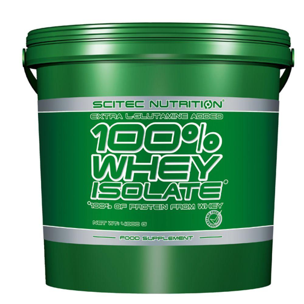 Scitec Nutrition Whey Isolate 4000 g