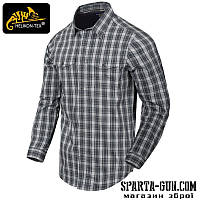 Сорочка Covert Concealed Carry - Foggy Grey Plaid