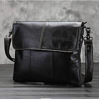 Мужская кожаная сумка. Модель 63234, фото 9
