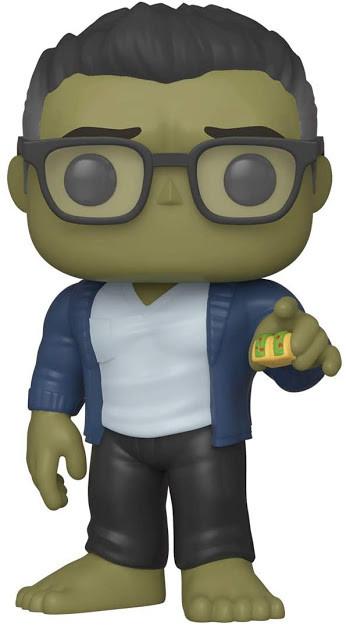 Фігурка Funko Pop! Avengers:Endgame. Hulk (with Taco) #575/ Месники: Завершення. Халк