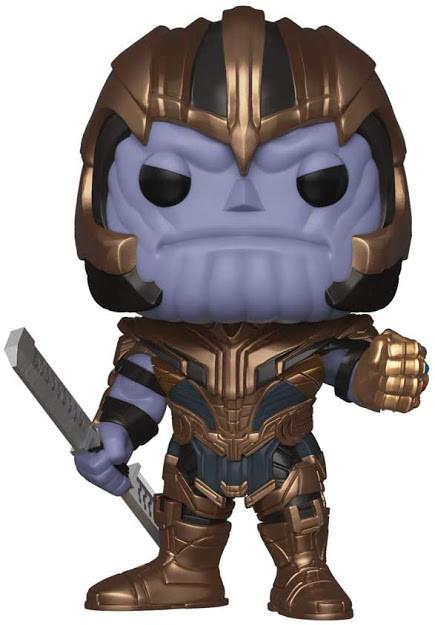Фігурка Funko Pop! Avengers:Endgame. Thanos #453/ Месники: Завершення. Танос