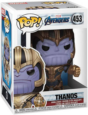 Фігурка Funko Pop! Avengers:Endgame. Thanos #453/ Месники: Завершення. Танос, фото 2