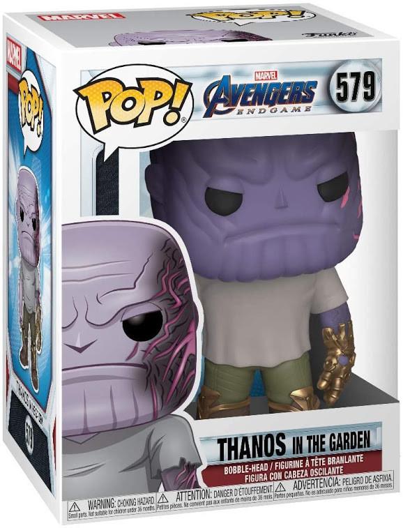 Фігурка Funko Pop! Avengers:Endgame. Thanos in the Garden #579/ Месники: Завершення. Танос в саду
