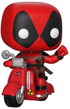 Фігурка Funko Pop! Deadpool on Scooter #48/ Дедпул на скутері, фото 2