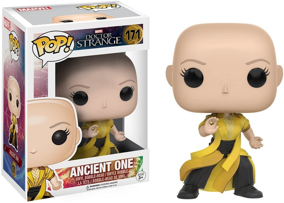 Фігурка Funko Pop! Doctor Strange. Ancient One #171/ Доктор Стрендж. Старійшина