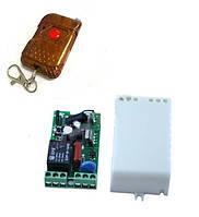 1-канальное беспроводное реле 220В 433МГц, пульт, Arduino