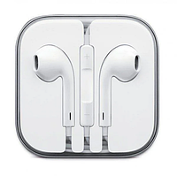 Наушники Apple EarPods UTM с микрофоном