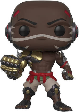 Фігурка Funko Pop! Overwatch. Doomfist #351/ Овервотч. Думфіст, фото 2
