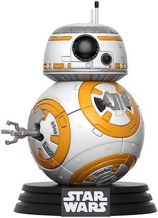 Фігурка Funko Pop! Star Wars. BB-8 #196/ Зоряні Війни. ББ-8, фото 2