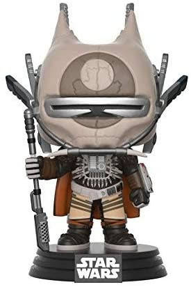 Фігурка Funko Pop! Star Wars. Enfys Nest #247/ Зоряні Війни. Енфіс Нест, фото 2