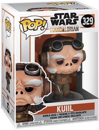 Фігурка Funko Pop! The Mandalorian. Kuiil #329/ Мандалорець. Квіл, фото 2