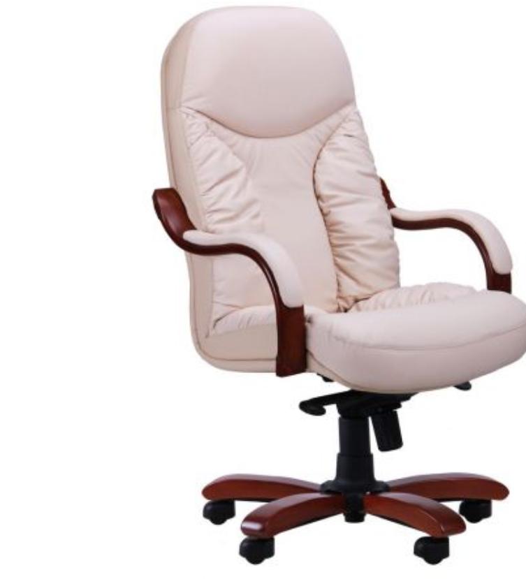 Кожанное кресло для руководителя - Буффало НВ