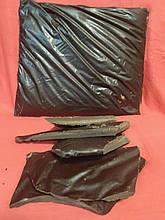 Какао терте натуральне без домішок Польща - чистий гіркий шоколад з бобів  Кот-д'Івуар, 1 кг