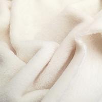 Ткань махра (велсофт) молоко