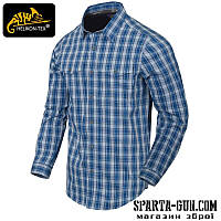 Сорочка Covert Concealed Carry - Ozark Blue Plaid