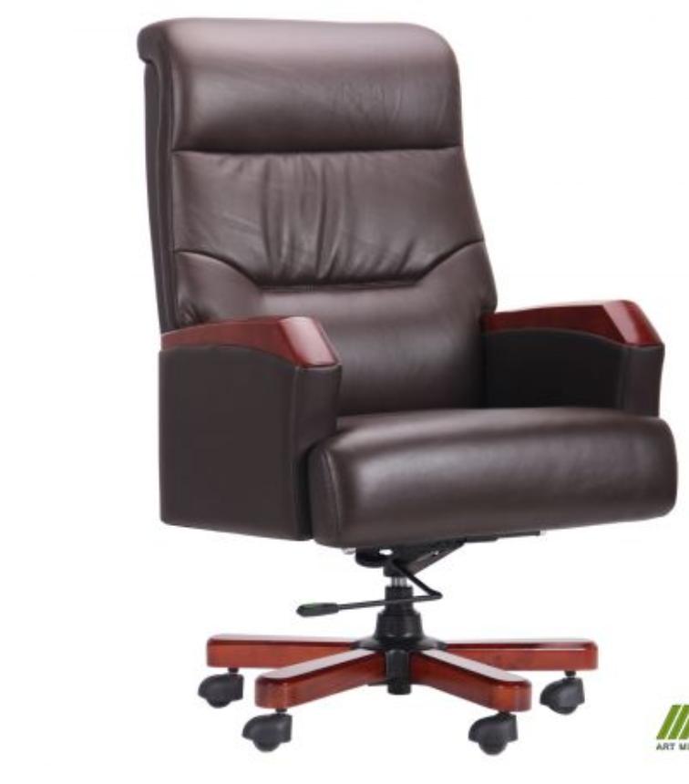 Кожанное кресло для руководителя - Ronald Brown