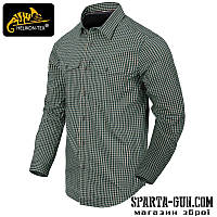 Сорочка Covert Concealed Carry - Savage Green Checkered