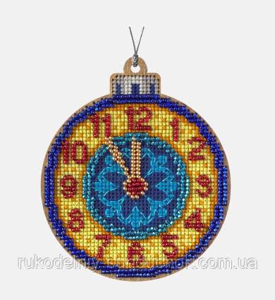 Заготовка для вышивки бисером и нитками по дереву ТМ Волшебная страна FLHW-028