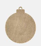 Заготівля для вишивки бісером та нитками по дереву ТМ Чарівна країна FLHW-027, фото 2