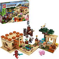 Lego Minecraft Патруль разбойников (21160), фото 3