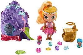 Кукла Лея Волшебный сад джин Шиммер и Шайн Fisher-Price Shimmer and Shine