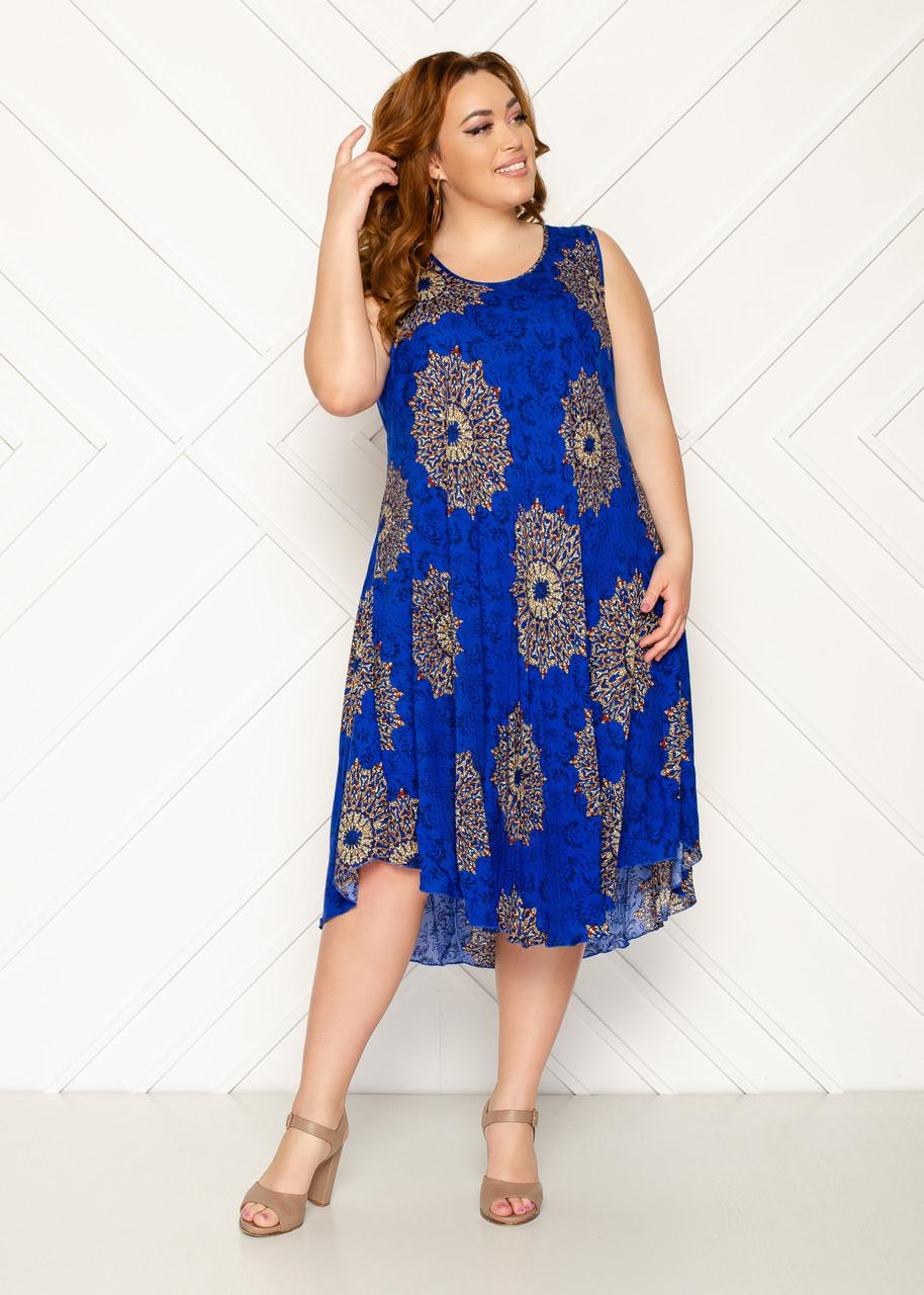 Женское летнее платье 1231-8