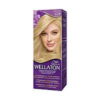 Стойкая крем-краска для волос Wellaton 11/7 Золотой песок, фото 1
