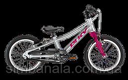 Дитячий алюмінієвий велосипед Puky S-PRO 16(grey/berry), Німеччина