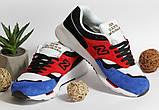 0389 Кроссовки New Balance яркой расцветки. 45 размер - 28,2 см по стельке, фото 2