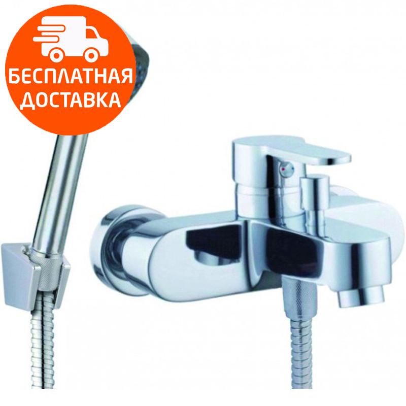 Смеситель для ванны Invena Roland BW-92-001 хром