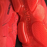 Женские кроссовки Balenciaga Triple S, кроссовки баленсиага трипл с, кросівки Balenciaga, кроссовки баленсияга, фото 8