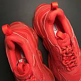 Женские кроссовки Balenciaga Triple S, кроссовки баленсиага трипл с, кросівки Balenciaga, кроссовки баленсияга, фото 6