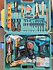 Шуруповерт Makita DF330DWE (12V, 2AН) с набором инструментов. Аккумуляторный шуруповёрт Макита. ГАРАНТИЯ 1 год, фото 2