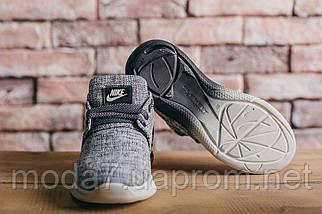 Подростковые кроссовки джинсовые весна/осень серые CrosSAV 41, фото 2