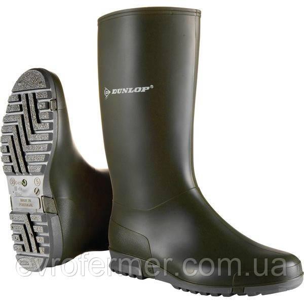 Резиновые сапоги Dunlop Sport Retail для спорта и активного досуга
