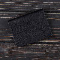 Обложка для автодокументов Fisher Gifts BUSSINES Портофино Черный kaO2K3b-039, КОД: 1548850