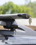 Багажники аэродинамические на рейлинги Chery Tiggo 7 с 2015 г., фото 2