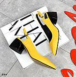 Шикарные босоножки на каблуке, фото 7