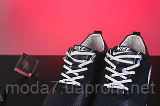 Женские кроссовки кожаные весна/осень синие Onward 222, фото 3