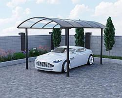 Автомобильный навес Oscar Fantom 2908х5160х2670,5 мм SKL54-240993