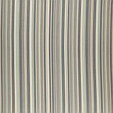 Мебельная ткань в полоску для обивки Хай Лайн Сандек (High Line Sundeck) голубого цвета, фото 2