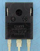 Тиристор 50А 1200В 50мА Ixys CLA50E1200HB TO247