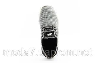 Подростковые кроссовки текстильные летние серые CrosSAV 41, фото 2